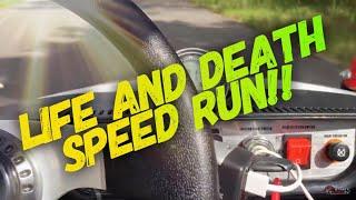 6. Top Speed RUN!! Hammerhead GTS Go Kart On The STREET!! @XavierSantos47