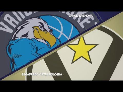 Virtus, gli highlights del match contro Cremona