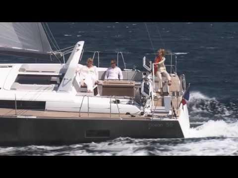 Oceanis 55 by Beneteau