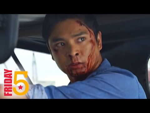 Friday 5: Coco Martin's Death-defying Scenes In FPJ's Ang Probinsyano