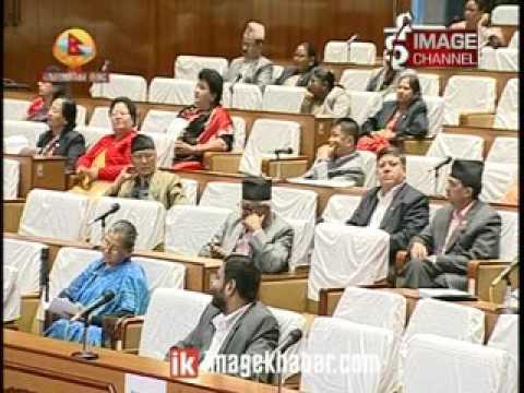 संसद बैठकमा सांसदहरुको चर्को आपत्ति, 'हिन्दी भाषाले किन प्राथमिकता पायो ?