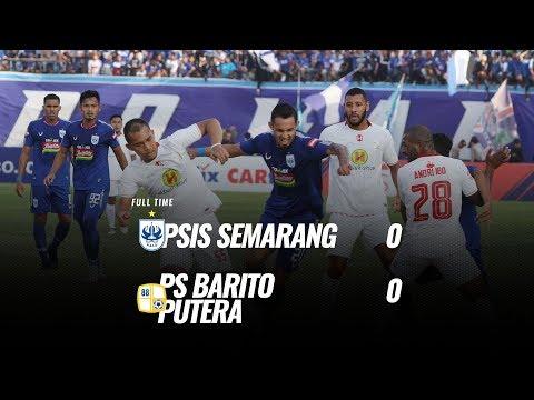 PSIS Semarang - Барито Путра 0:0. Видеообзор матча 30.06.2019. Видео голов и опасных моментов игры