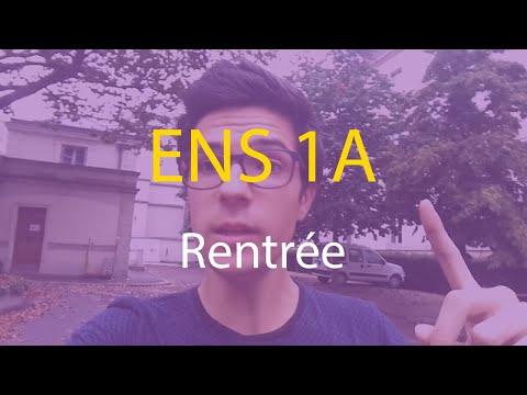 ENS Ulm 1A - Rentrée, formation ENS, vie associative - Mes études #3.2