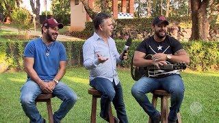 Entrevista com Willian e Diego - Visita Record
