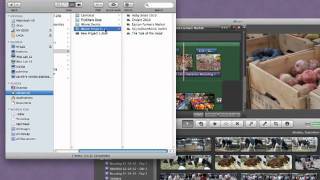 How to save an iMovie Project