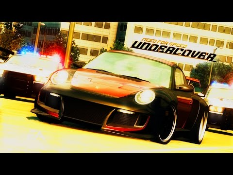 """[FINALE] Need for Speed Undercover """"On My Own"""" Music Video"""