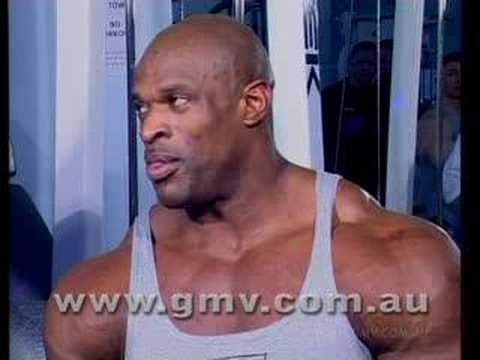 Ronnie Coleman Interview on Diet from GMV BODYBUILDING