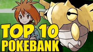 TOP 10 BEST Pokemon Bank Transfers - Pokemon Sun and Moon by Verlisify