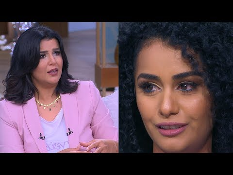 """نانسي صلاح تحكي قصة حرمانها من أمها 27 عاما..ولقائهما بسبب """"SNL بالعربي"""""""