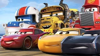 Nonton Cars 3 Full Movie Game English Lightning McQueen Mack Truck Jackson Storm Cruz Ramirez Tow Mater Film Subtitle Indonesia Streaming Movie Download