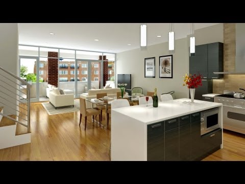 Spacious single-level Bucktown homes at pre-construction prices