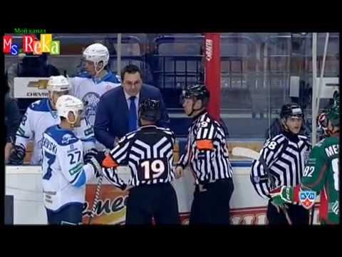 Смешной хоккей КХЛ. Озвучка (видео)