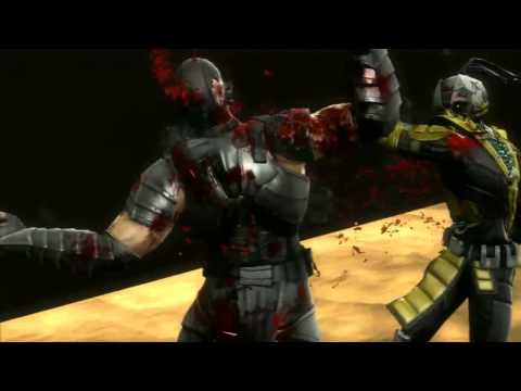 Mortal Kombat #7