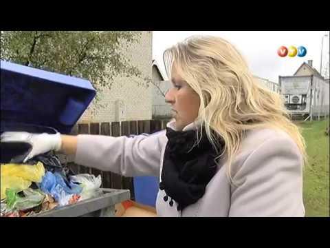 Atkritumu šķirošana un ZAAO autoparka darbība