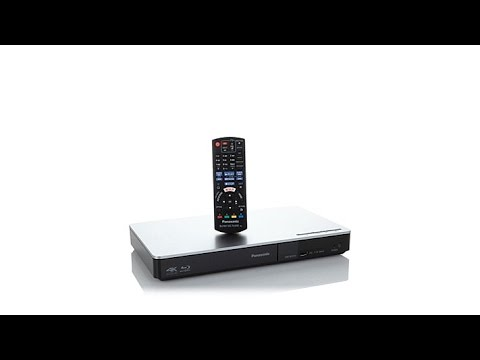 Panasonic Smart WiFi 4K Bluray Player with HDMI