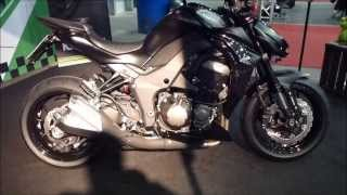 10. 2014 Kawasaki Z1000 142 Hp 240 Km/h 149 mph * see also Playlist