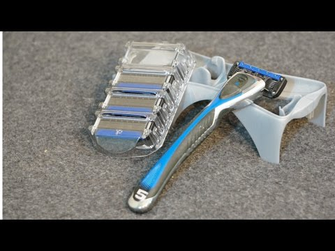 Equate 5 blade Razor Review