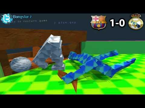 SUMOTORI DREAMS - Ronaldo vs Busquets : Football Mod - Hit It Or Quit It Ep. 5