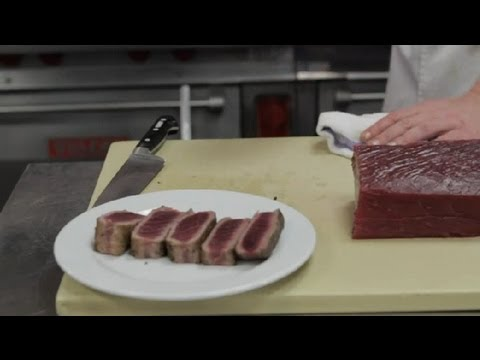 The Best Way To Cook Tuna Steaks : Steak House Cooking Recipes