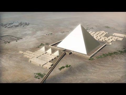 千年謎題終於破解!之前的猜測都是錯的,這才是埃及人真正打造金字塔的超不可能的方法!