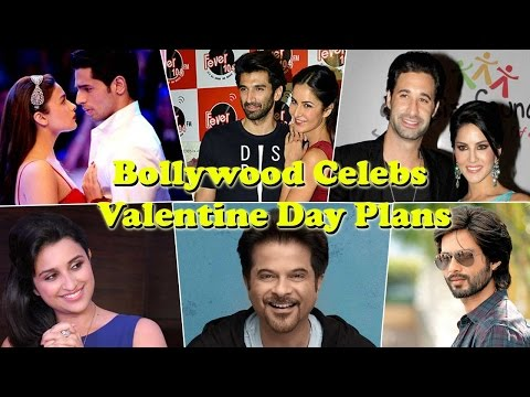 Valentine's Day: Here's What Bollywood Stars Are U