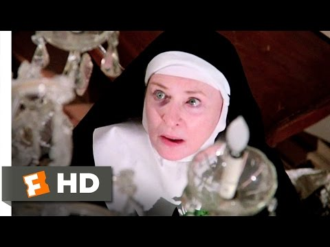 The Amityville Horror (3/12) Movie CLIP - Aunt Helena Freaks Out (1979) HD