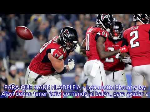 NFL, Playoffs: Atlanta Falcons vs. Filadelfia Eagles, horario y canales deTV