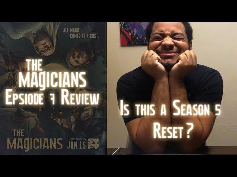 The Magicians Season 5 Episode 7 Review
