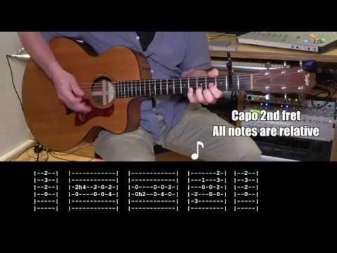 Norwegian Wood – Acoustic Guitar – The Beatles – Chords