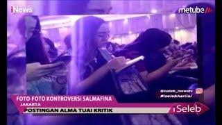 Download Video Kontroversi Postingan Salmafina Berkalung Salib, Ini Tanggapan Sunan Kalijaga & Heidy - iSeleb 11/07 MP3 3GP MP4