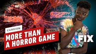 Horror Platformer Carrion Is Classic Metroidvania With a Twist - IGN Daily Fix by IGN