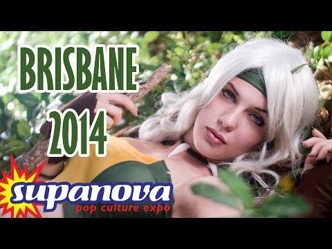Supanova Brisbane 2014 Cosplay Highlights