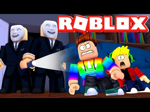 Someone BREAKS Into My DADS HOUSE ! (Roblox Break in Story)