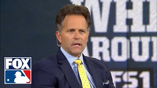 Karros and Willis debate which pitchers could reach the 3,000 career strikeout mark   MLB WHIPAROUND by FOX Sports