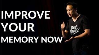 Video Kwik Brain: Improve Your Memory Now (Episode 2) MP3, 3GP, MP4, WEBM, AVI, FLV September 2018