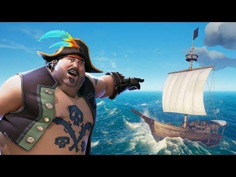 БАНДА В МОРЕ! - Sea of Thieves #5