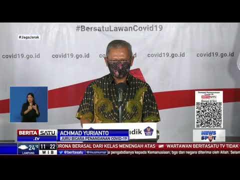 Masa Inkubasi Covid-19 di Indonesia Antara 5 6 Hari