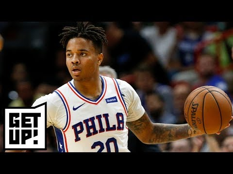 How will the Jimmy Butler trade affect Markelle Fultz? | Get Up!