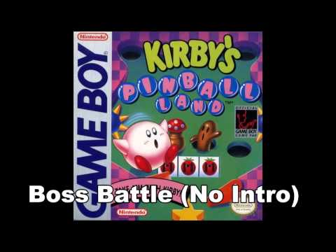 Kirby's Pinball Land - Full OST