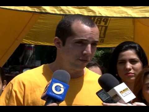 """Daniel Yabrudy: """"Seguimos luchando por el futuro de todos los venezolanos"""""""
