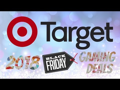 Target Black Friday 2018 Gaming Deals