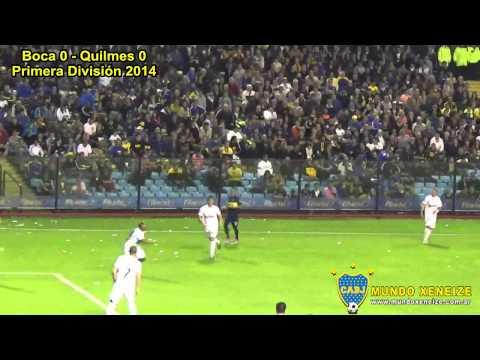 Fecha 9: Boca vs Quilmes