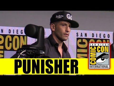 Punisher Surprise Appearance