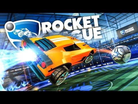 VÀ ĐÓ LÀ CÁCH TÔI GÁNH TEAM! | Rocket League #1 - Thời lượng: 18 phút.