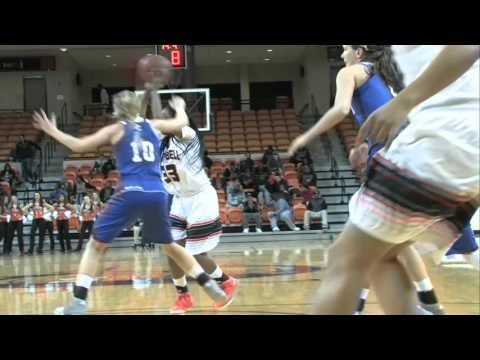 Women's Basketball vs Presbyterian - 1/19/16