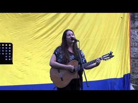 Republicana. Canción de Lucía Socam