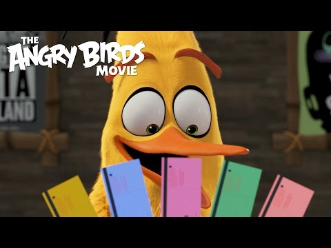 Angry Birds (Viral Video 'Chuck Visits Regal Cinemas')