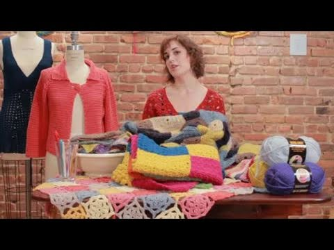 How to Crochet an Afghan | Crocheting