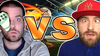 Video LE DUEL - ROCKET LEAGUE MP3, 3GP, MP4, WEBM, AVI, FLV Juli 2017