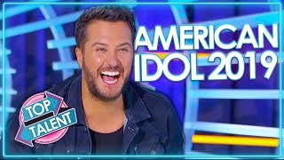 American Idol 2019 Auditions | Part 1 | Top Talent